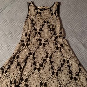 Dresses & Skirts - Macy's fabric embroidered dress